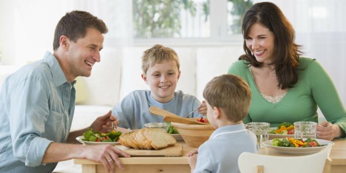 abnehmen tipps außs essen konzentrieren familie