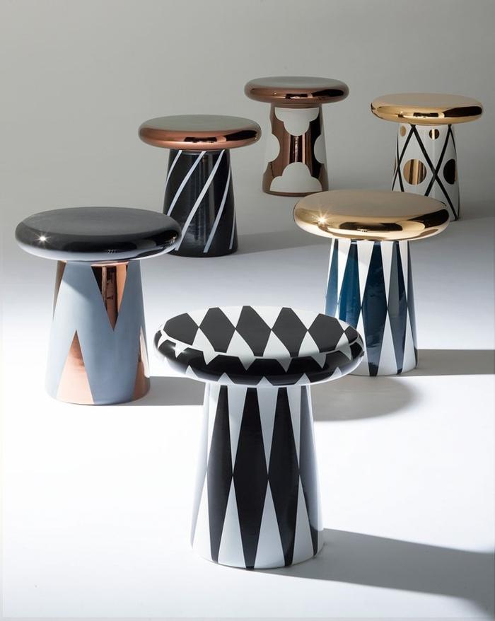 ausgefallene möbel designer Jaime Hayon beistelltische