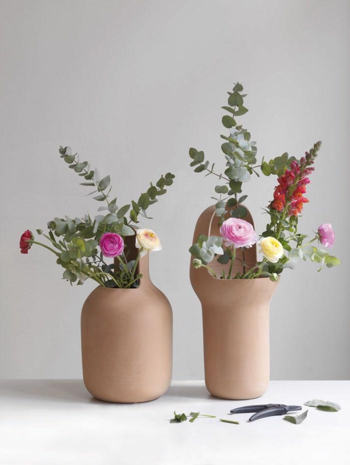ausgefallene möbel designer Jaime Hayon blumen vasen