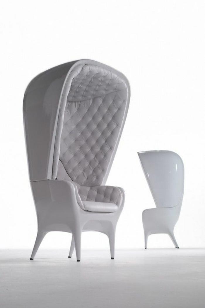 ausgefallene möbel designer Jaime Hayon designer sessel weiß