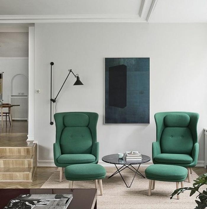 ausgefallene möbel designer Jaime Hayon sessel grün