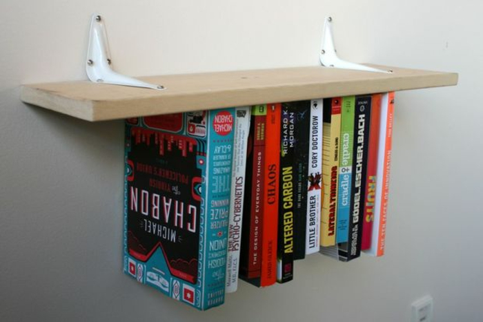 Ein Bücherregal Kann Auch Sehr Kreativ Sein