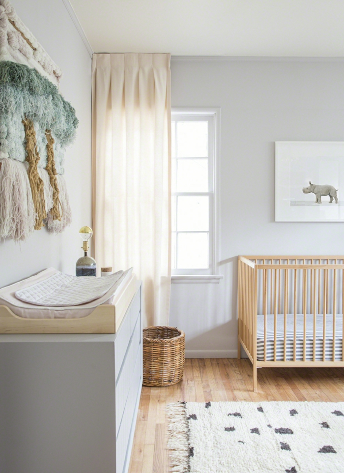 Babyzimmer design wanddeko for Einrichtungsideen babyzimmer
