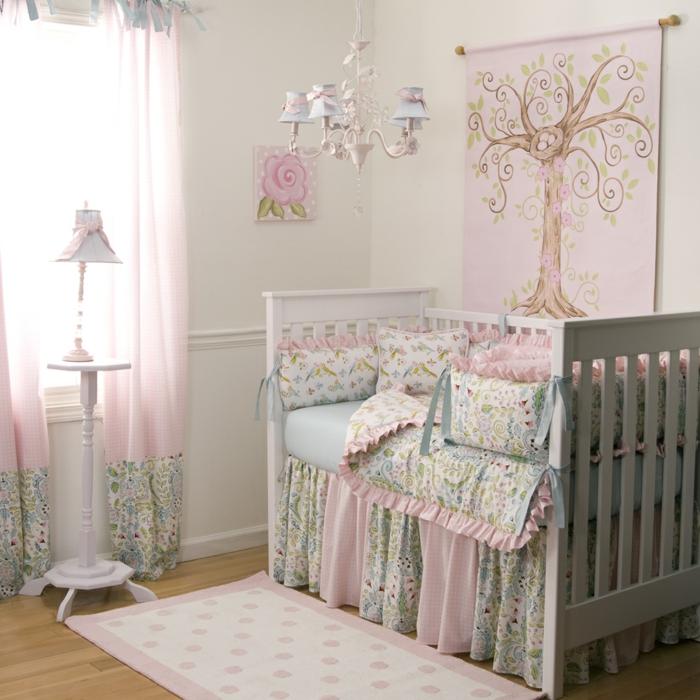 Babyzimmer – Einrichtungsideen, wie Sie ein herrliches Ambiente ...