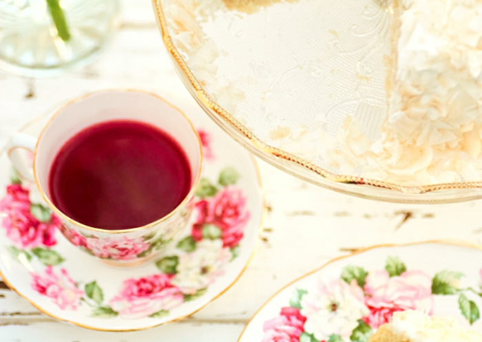 backen ohne kohlenhydrate kuchen tee