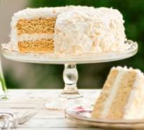 Backen ohne Kohlenhydrate – einfaches Rezept für einen Kokos-Vanille-Kuchen