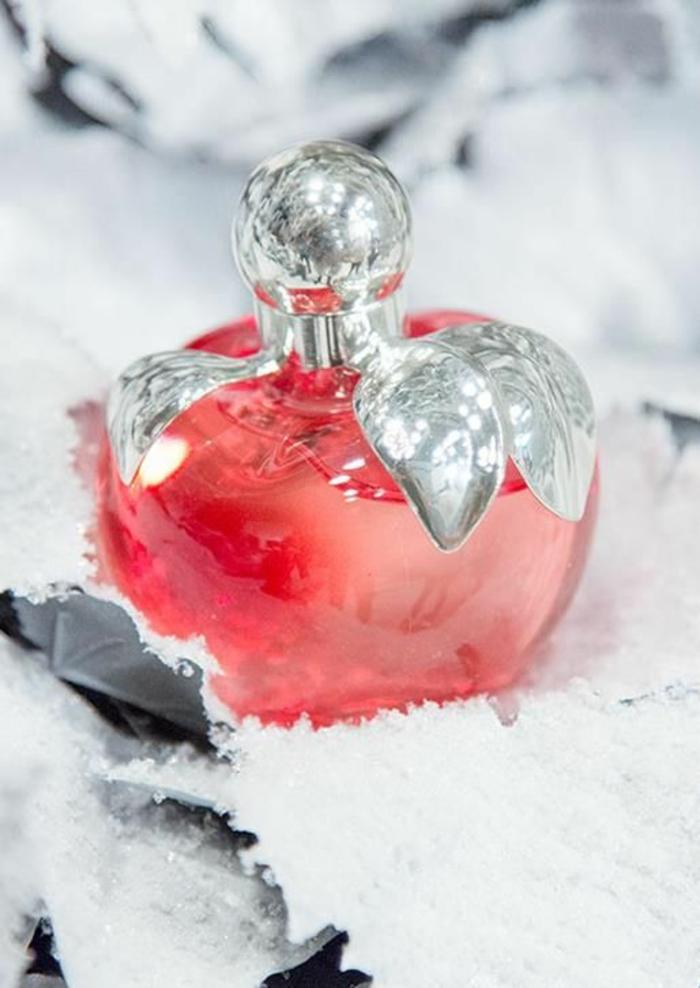 designer Nina Ricci parfüm verpackung