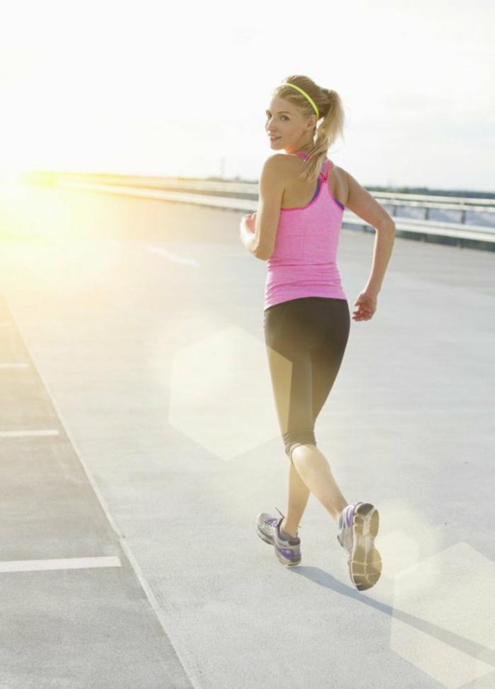 diätplan zum abnehmen erfolgreich trainieren kalorien joggen