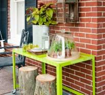 Gartenaccessoires selber machen: kreative DIY Ideen für den Garten