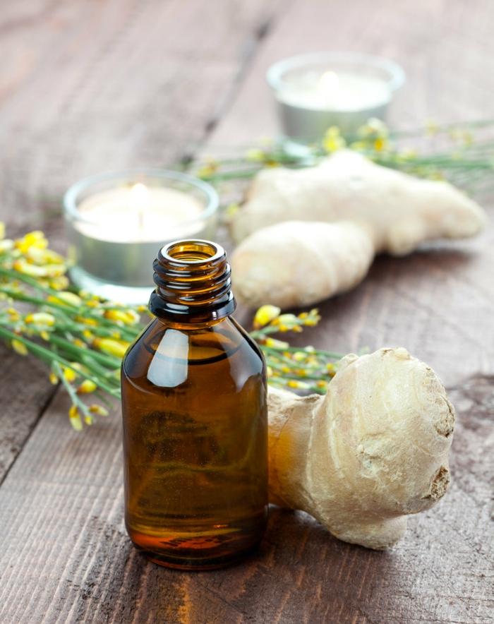 duftöle oregano bio ingwer gesund
