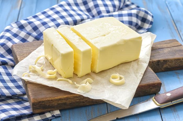 einfache gerichte kochen mit fett butter