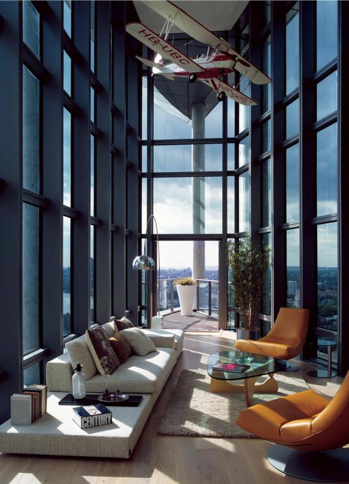 Wohnzimmer einrichtungsideen modern  Modern einrichten - Ein mehr oder weniger beliebter Einrichtungsstil