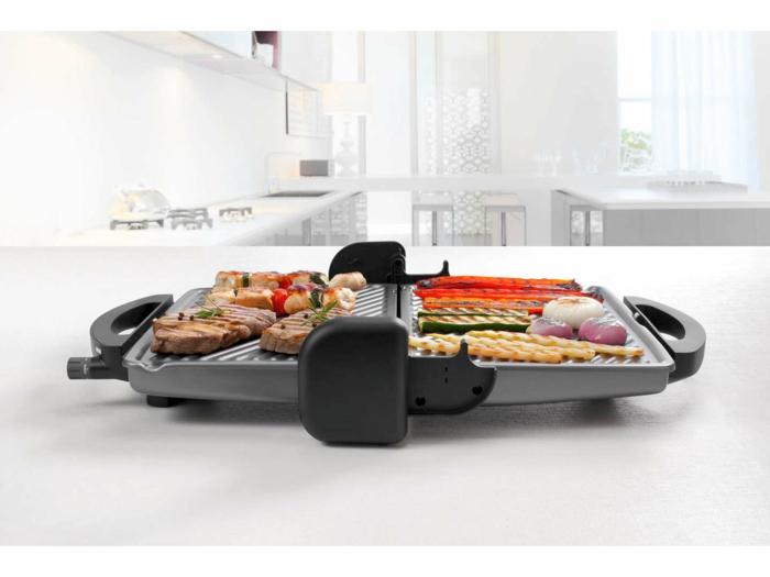 elektrogrill küche geräte passendes modell
