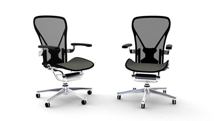 Ergonomischer bürostuhl test  Ergonomische Bürostühle und richtiges Sitzen beugen ...