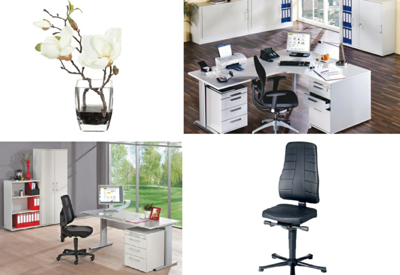 ergonomischer Arbeitsplatz büromöbel online kaufen