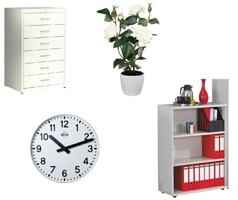 ergonomischer Arbeitsplatz büromöbel und büroeinrichtung