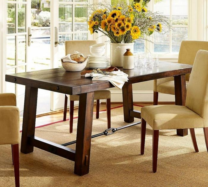 esszimmermöbel elegante essstühle funktionaler tisch