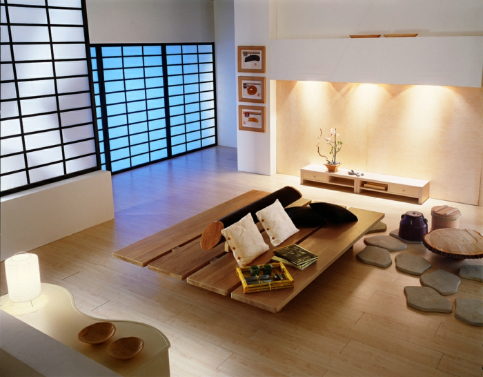 feng shui farben traditionell japanisch