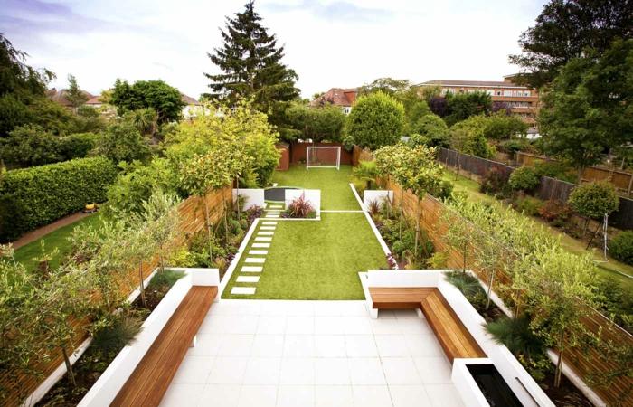 gartengestaltung modern schlicht – proxyagent, Garten und bauen