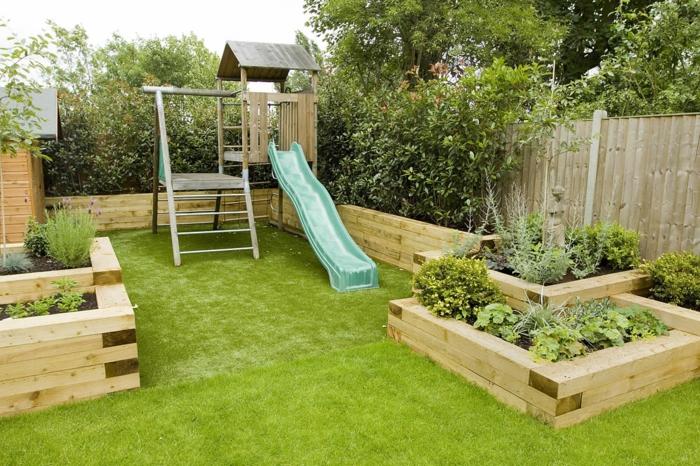wie können sie der garten gestaltung einen kreativen touch verleihen?, Garten und Bauen