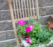 Gartendeko basteln – Den Garten originell dekorieren