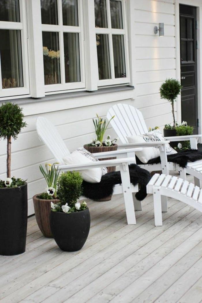 Gartenliege im Außenbereich - Gestalten Sie eine coole Erholungsecke!