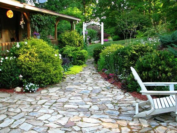 Liegesessel Garten mit perfekt design für ihr haus ideen