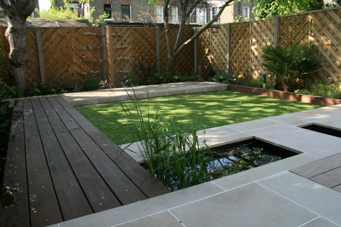 Den Garten Verschönern Und Nach Feng Shui Gestalten Feuer Und Wasser Im Garten Eine Gemutliche Kombination