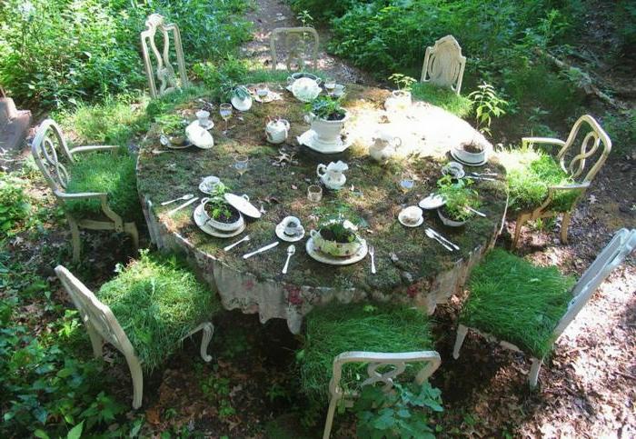 Garten Kommode war nett stil für ihr haus ideen