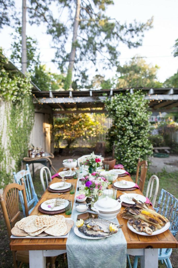 Organisieren Sie Ihre ganz spezielle Gartenparty im Sommer