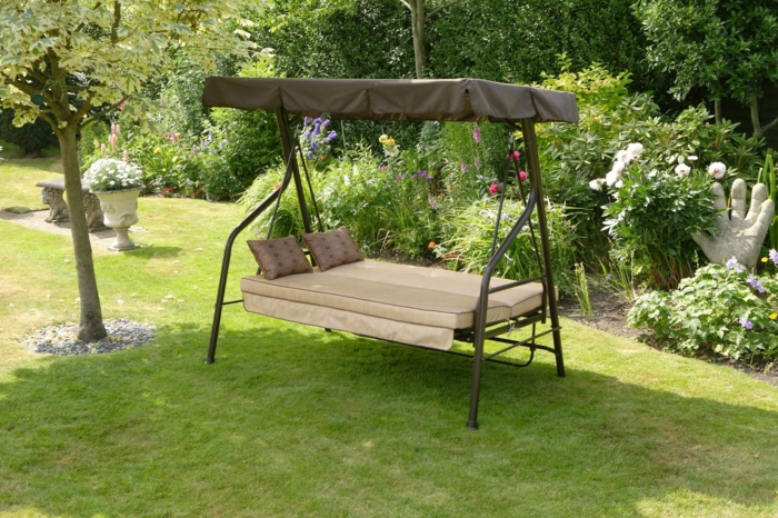 Liegesessel Garten mit schöne stil für ihr haus ideen