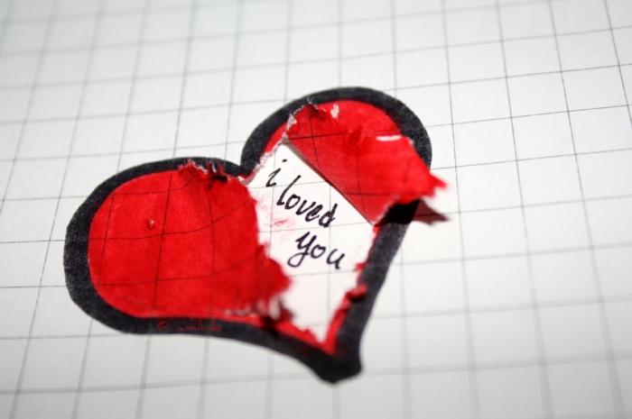 gebrochenes herz liebeskummer ungeteilte liebe