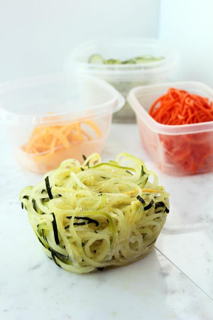 gefrorenes gemüse selber machen und aufbewahen