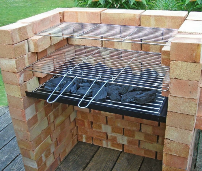 Bauplan Grill Garten Selber Bauen Picture Pictures to pin ...