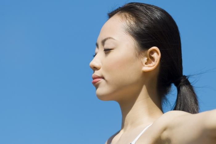 gesundes abnehmen richtig atmen tipps und tricks