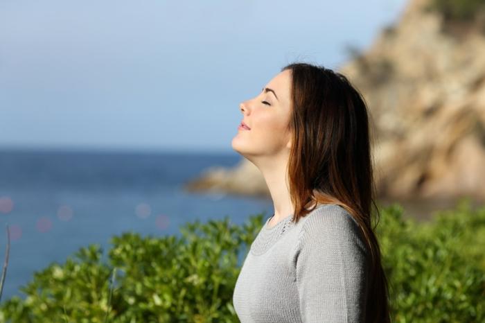 gesundes abnehmen tipps und tricks richiges atmen
