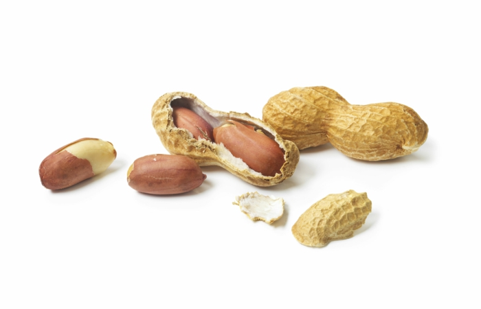 gesundes essen beim selen mangel erdnüsse