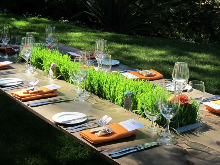 Dekorative gr ser im garten wissenswertes und praktische for Garten pool party