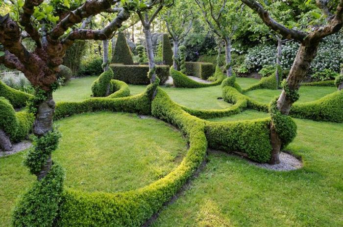 Pflanzgefase Im Garten Ideen Gestaltung ~ Kreative Ideen für Design ...