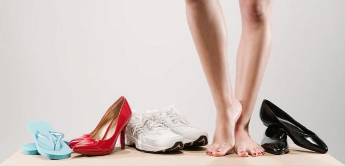 hobby barfuß barfuß laufen schuhe verändern die körperstellung