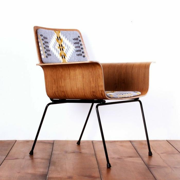 inneneinrichtung ideen designer sessel