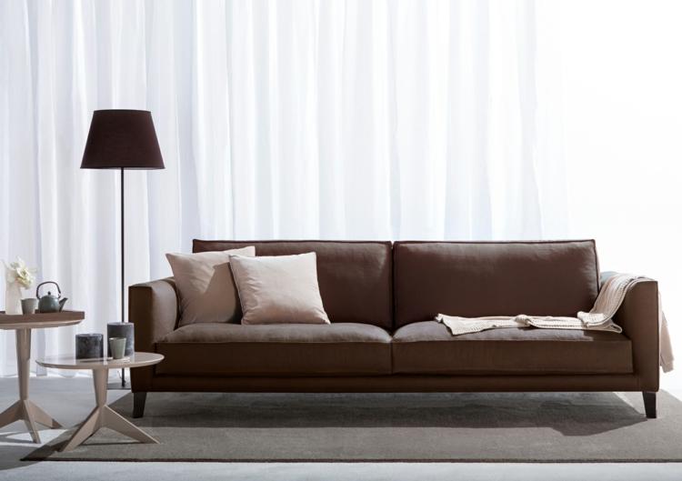 italienische sofas Berto Salotti designermöbel italienische polstermöbel