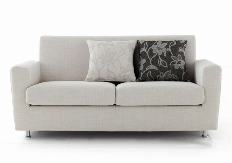 italienische sofas Berto Salotti sofa schwarz weiß