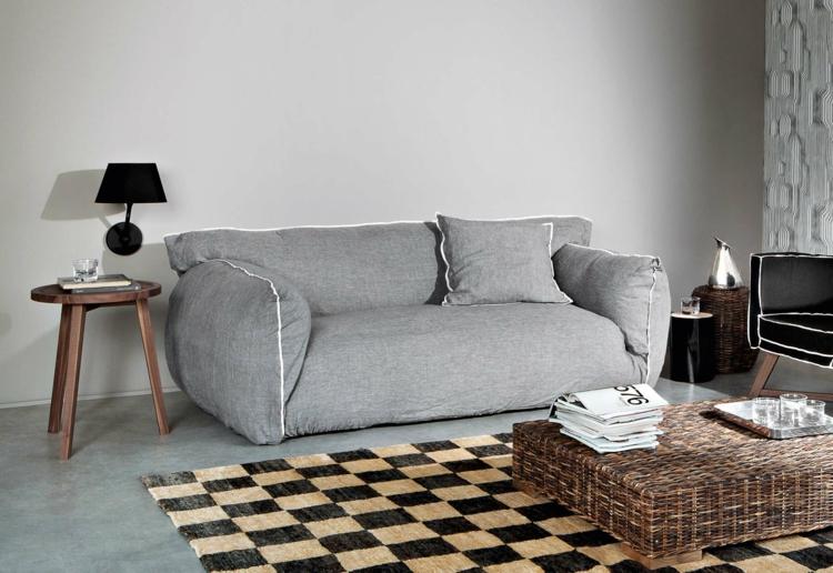 italienische sofas Gervasoni italienische designermöbel