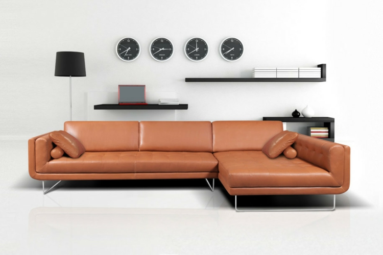 Moderne Italienische Polstermöbel ~ Italienische Sofas überzeugen mit Stil und Qualität