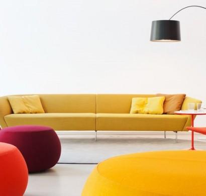 Italienische designer sofas  Italienische Sofas überzeugen mit Stil und Qualität