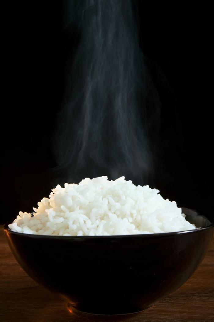 kalorien reis rteduzieren reis mit kokosöl  kochen