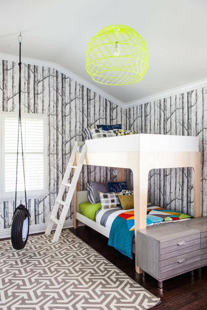 sch ner kinderteppich peppt das innendesign auf. Black Bedroom Furniture Sets. Home Design Ideas