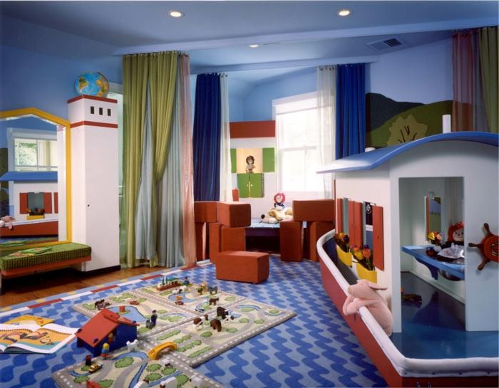 kinderzimmermöbel spielraum einrichten kinderzimmer