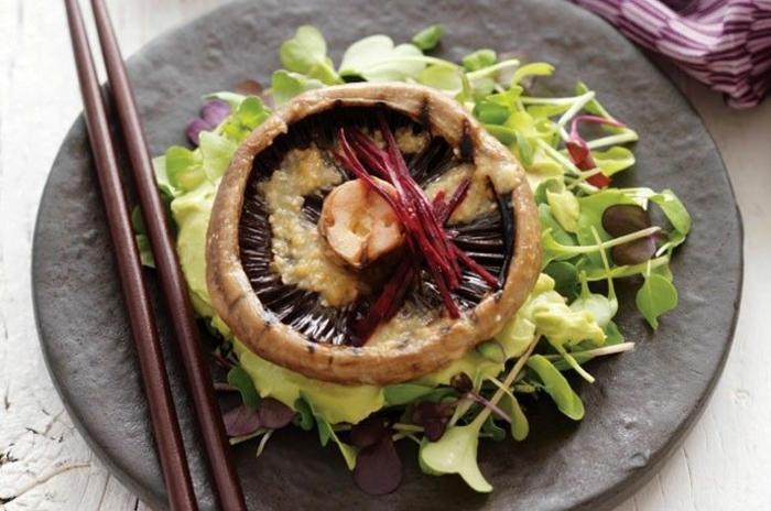 kochen mit wasabi pflanze asiatische gerichte